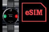 Išmanieji eSIM laikrodžiai